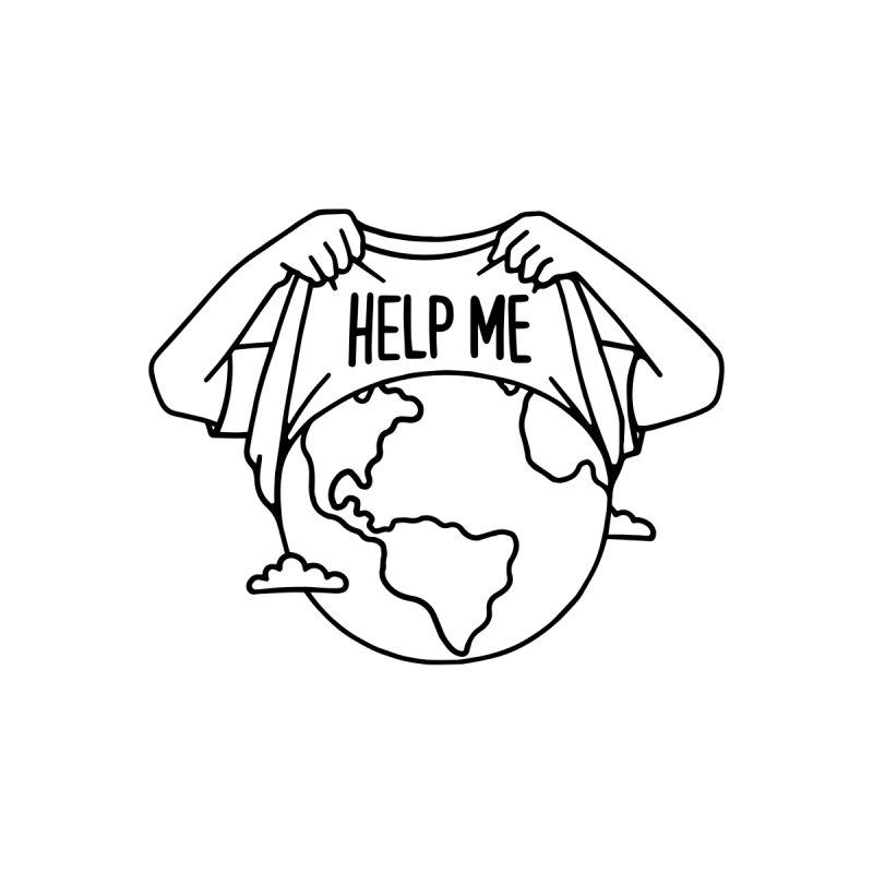 Help Me Femmes T-Shirt by ninhol's Shop