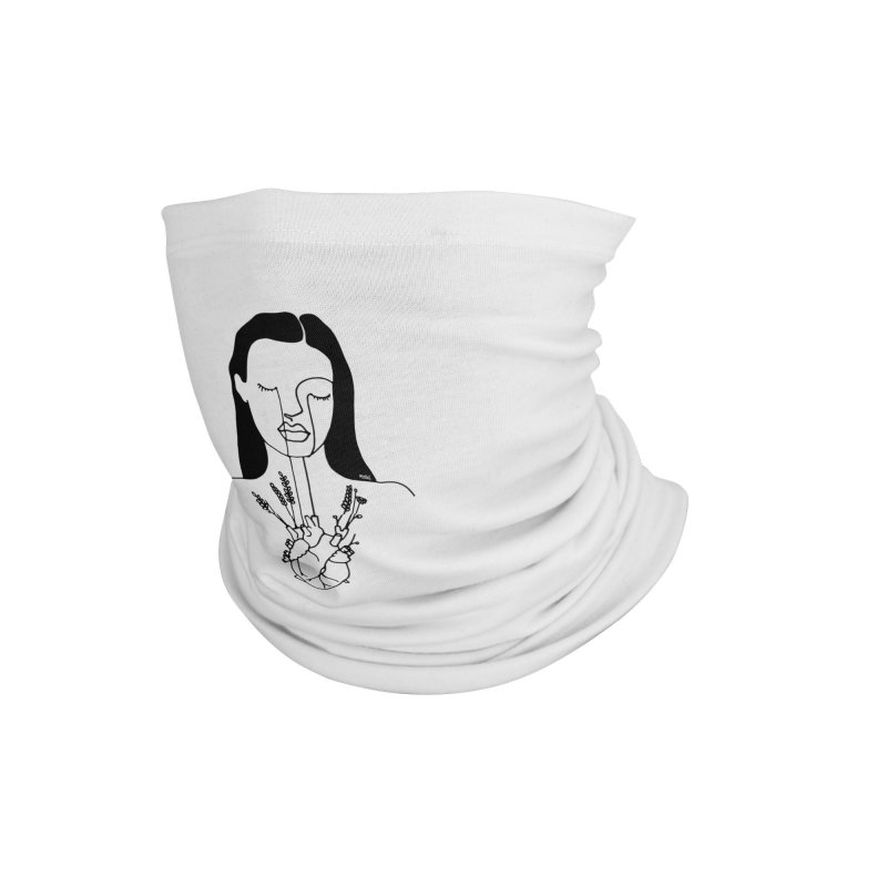 Tears for flowers Accessories Neck Gaiter by ninhol's Shop