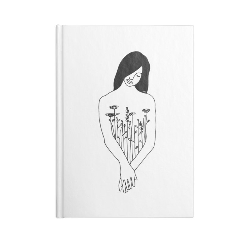 Plant lady Accessories Notebook by ninhol's Shop