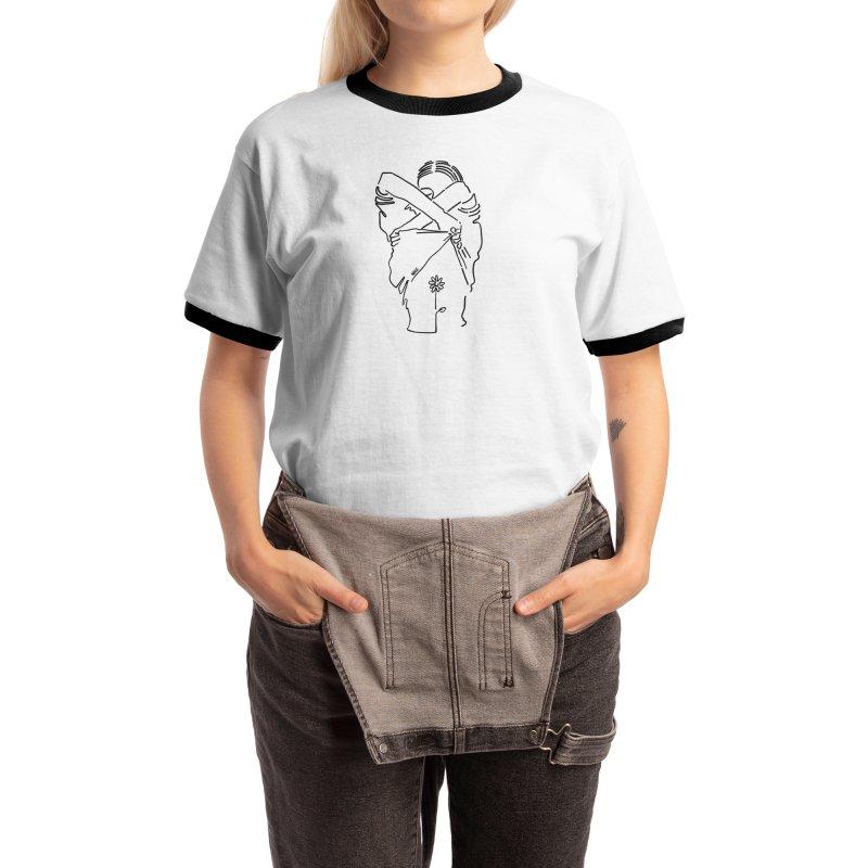 The beauty inside Women's T-Shirt by ninhol's Shop