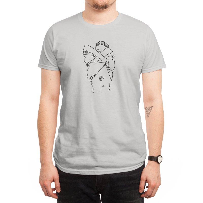 The beauty inside Men's T-Shirt by ninhol's Shop