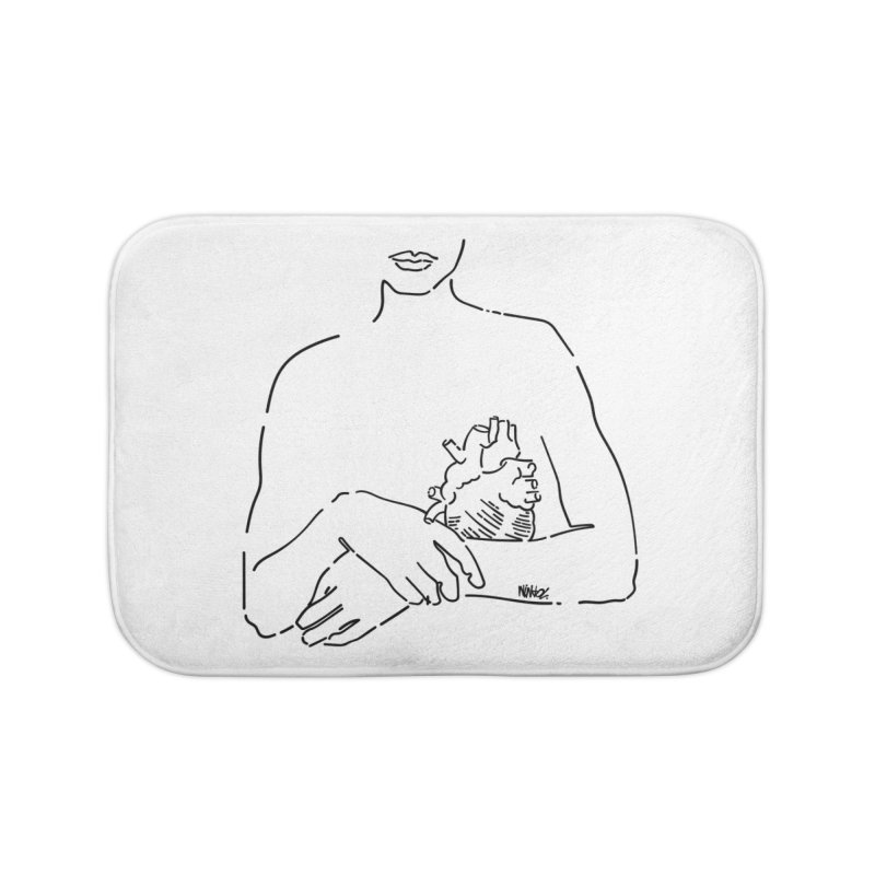 Take careful of yourself Home Bath Mat by ninhol's Shop