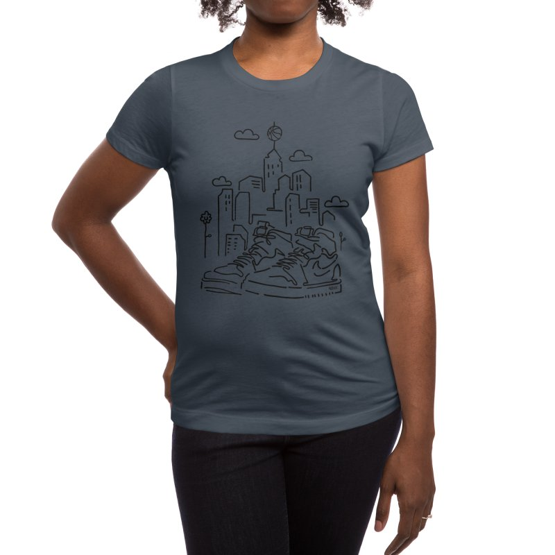 Enjoy the city Women's T-Shirt by ninhol's Shop