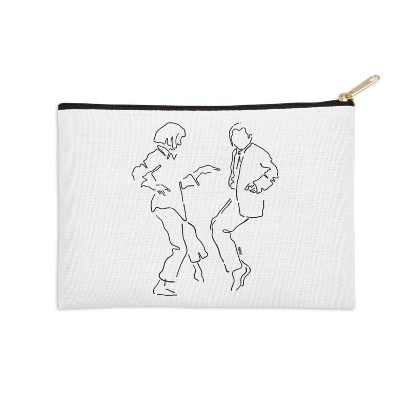 I want to dance Accessories Zip Pouch by ninhol's Shop