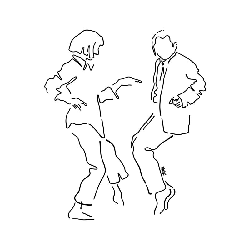 I want to dance Women's T-Shirt by ninhol's Shop
