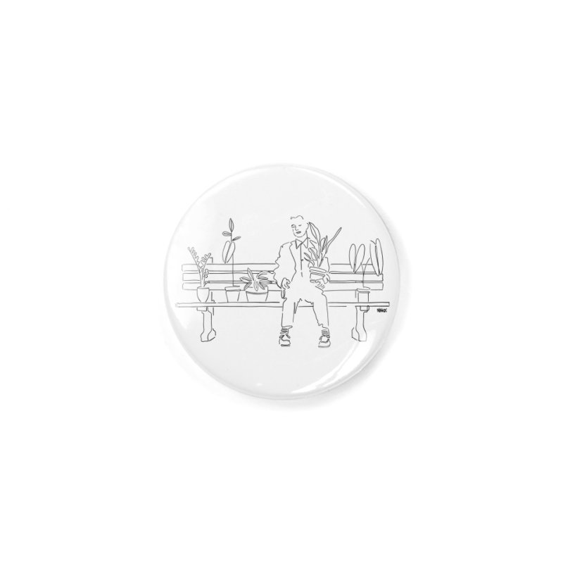 My forrest Accessories Button by ninhol's Shop