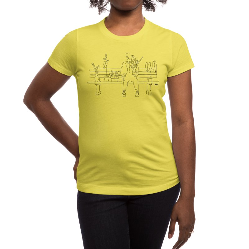 My forrest Women's T-Shirt by ninhol's Shop