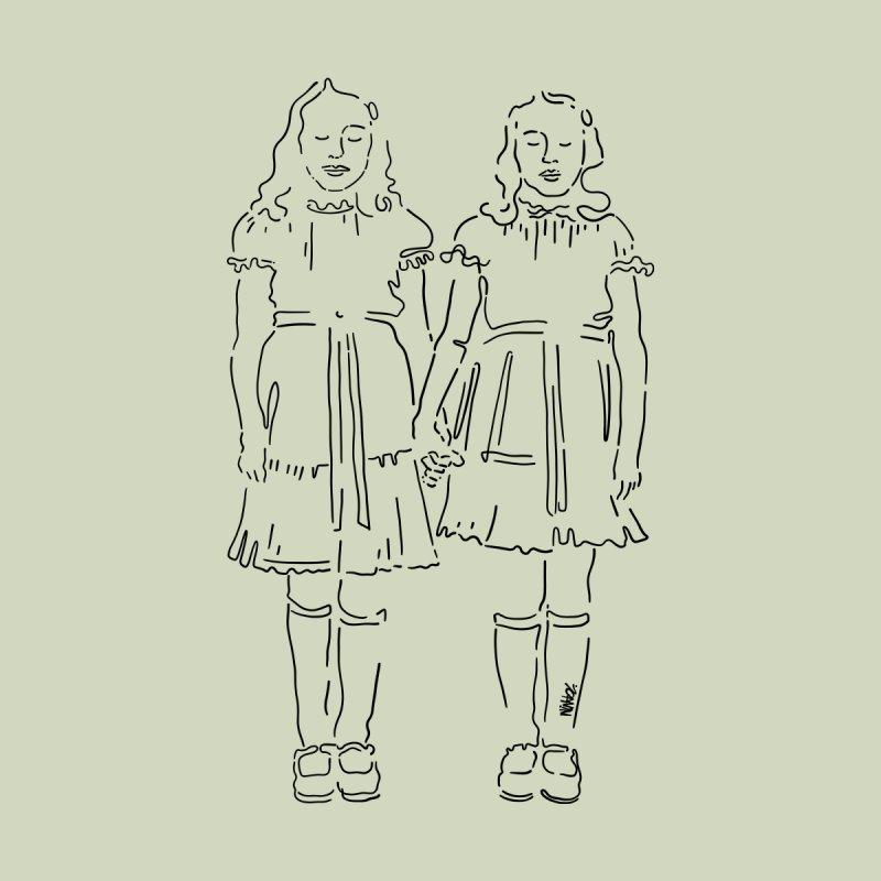 Twins shining Men's by ninhol's Shop