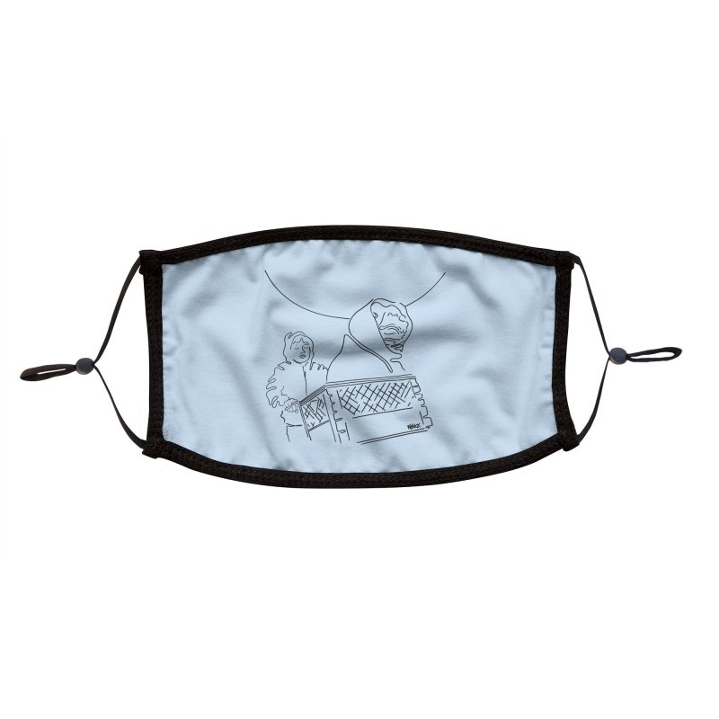 Phone home Accessories Face Mask by ninhol's Shop