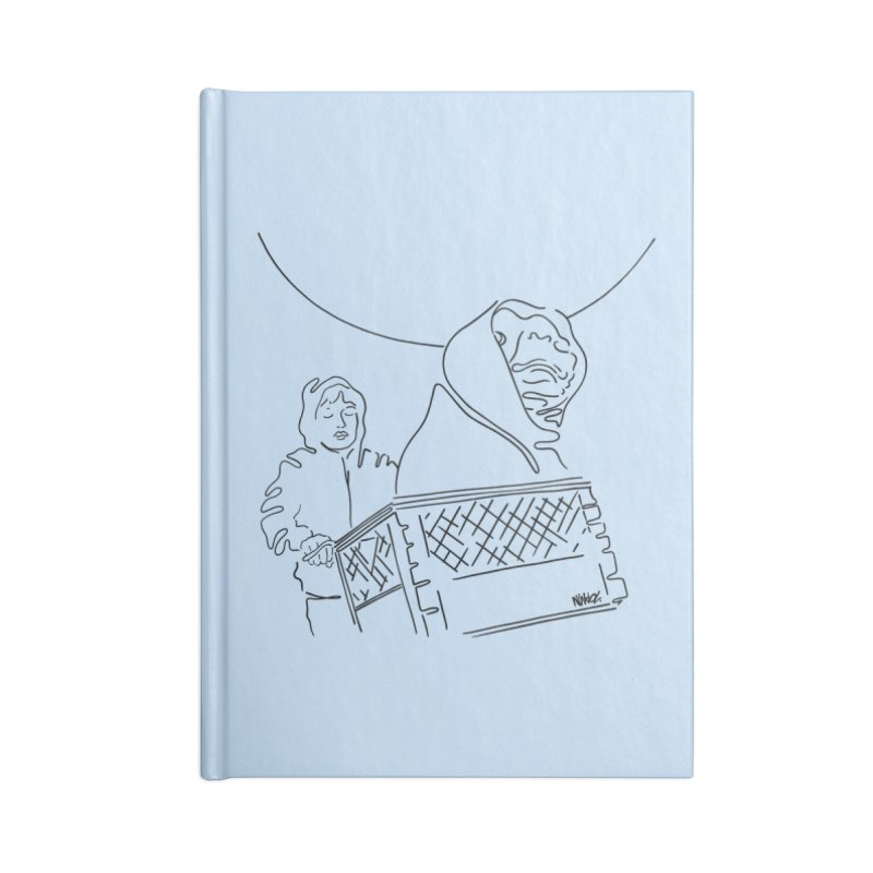 Phone home Accessories Notebook by ninhol's Shop