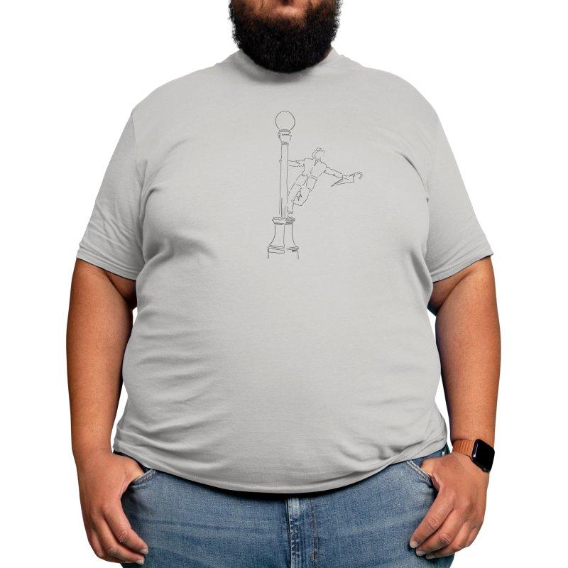 In the rain Men's T-Shirt by ninhol's Shop