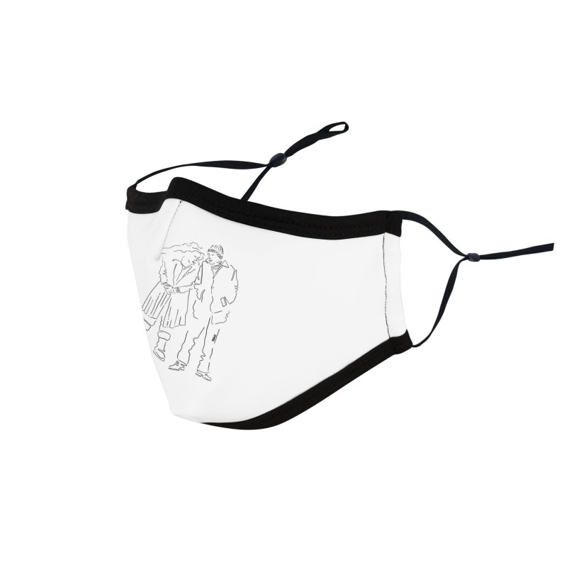 Spotless mind Accessories Face Mask by ninhol's Shop