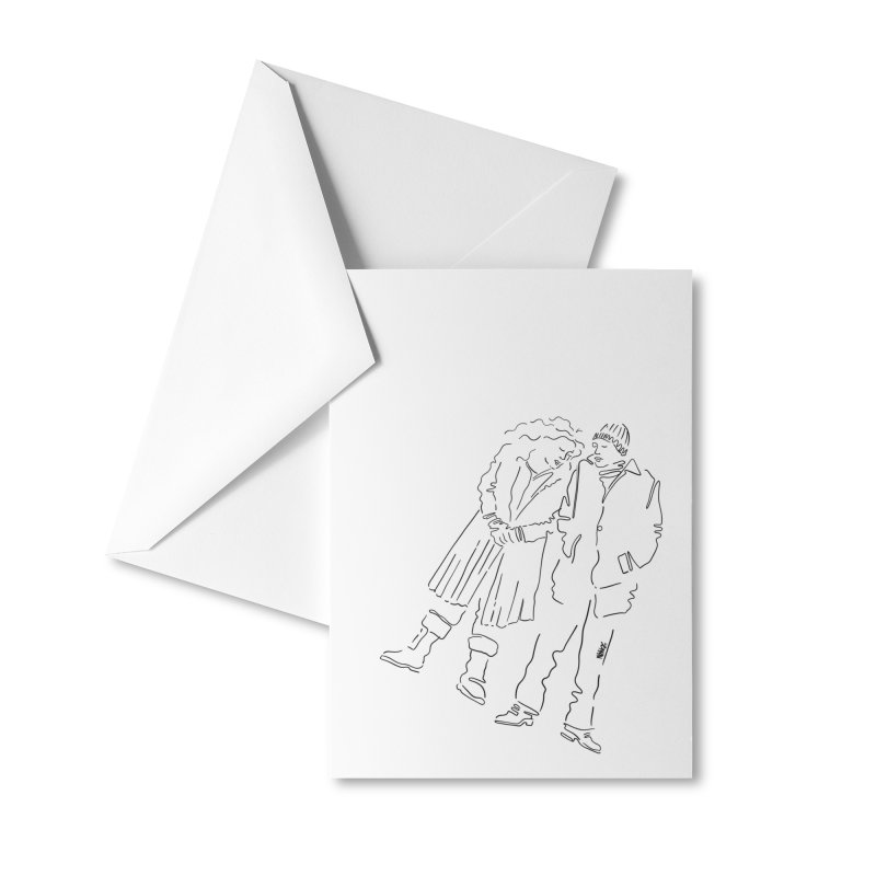 Spotless mind Accessories Greeting Card by ninhol's Shop