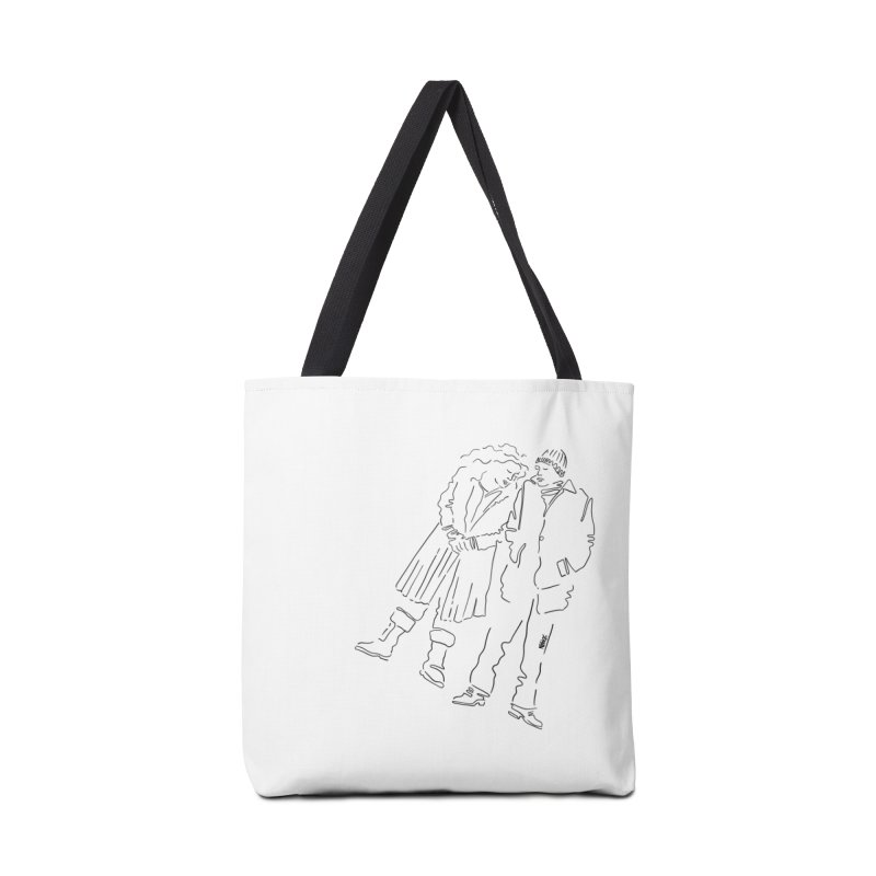 Spotless mind Accessories Bag by ninhol's Shop