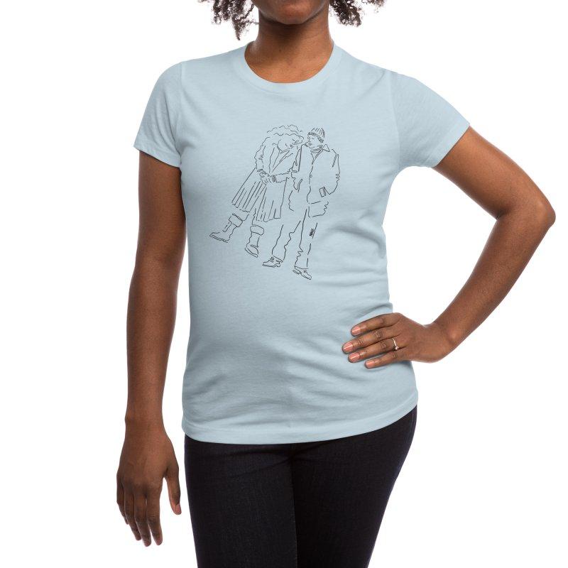 Spotless mind Women's T-Shirt by ninhol's Shop