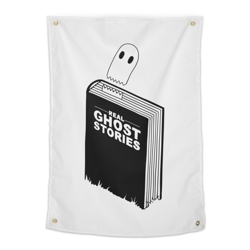 Ghost stories Home Tapestry by ninhol's Shop