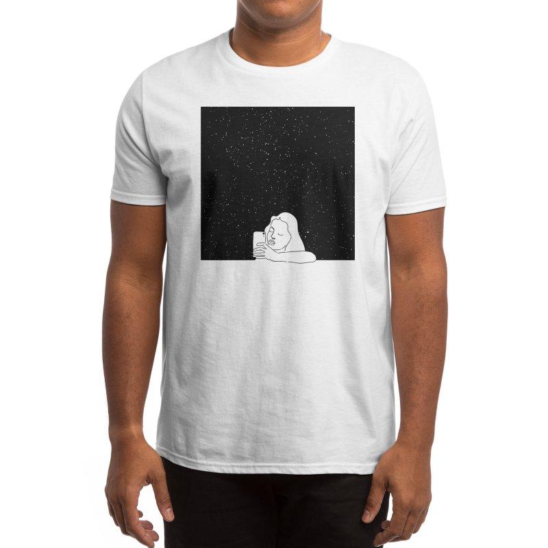 My space Men's T-Shirt by ninhol's Shop