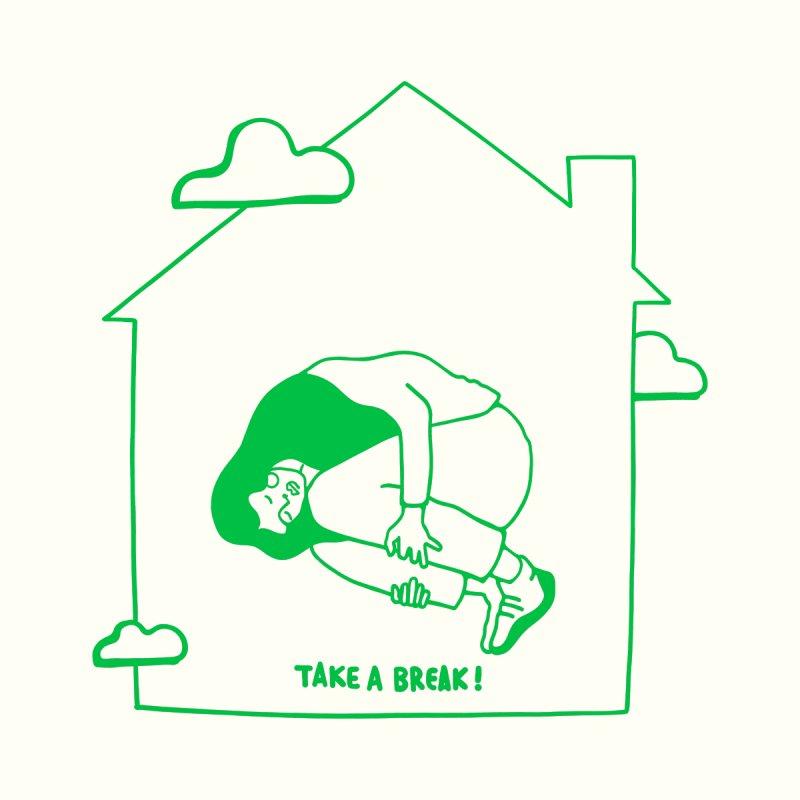 Take a break Home Tapestry by ninhol's Shop