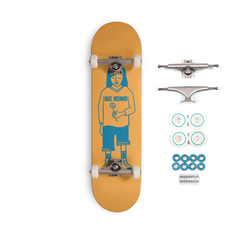 Be kind Accessories Skateboard by ninhol's Shop
