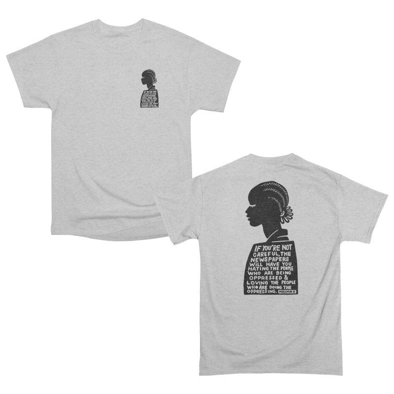 Be careful Men's T-Shirt by ninhol's Shop
