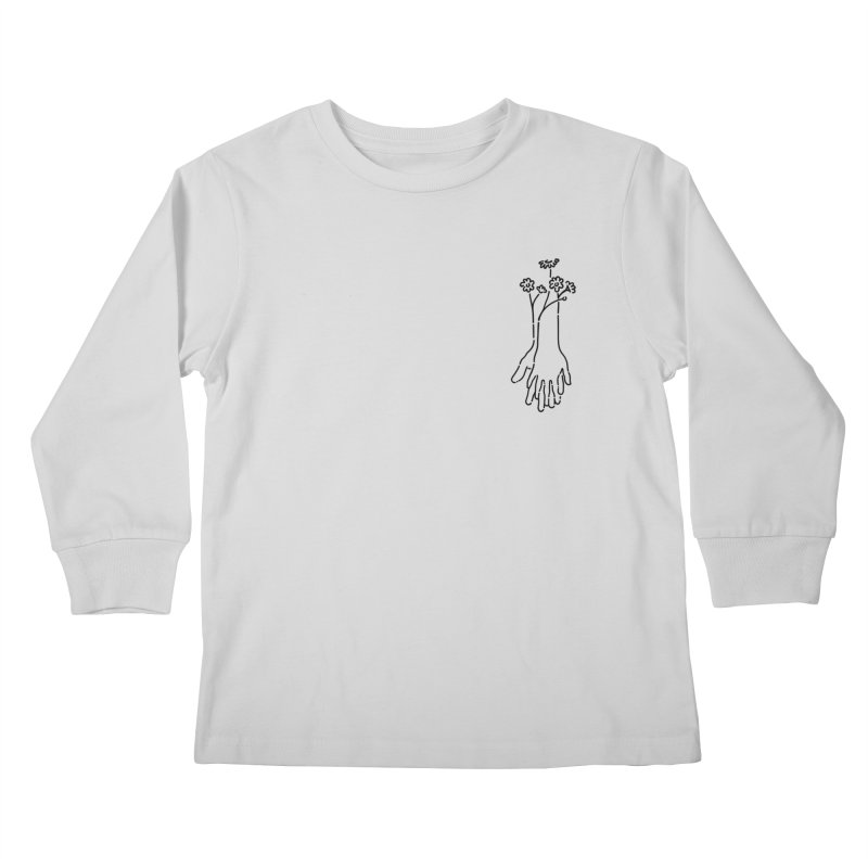 Growing Up Kids Longsleeve T-Shirt by ninhol's Shop