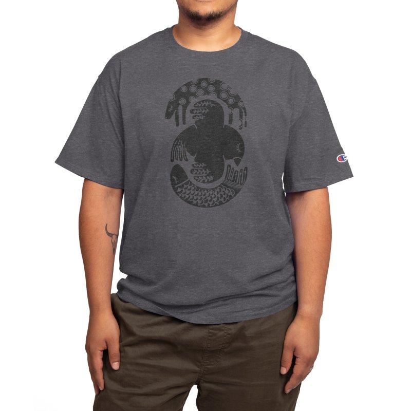 Air, earth and water Men's T-Shirt by ninhol's Shop