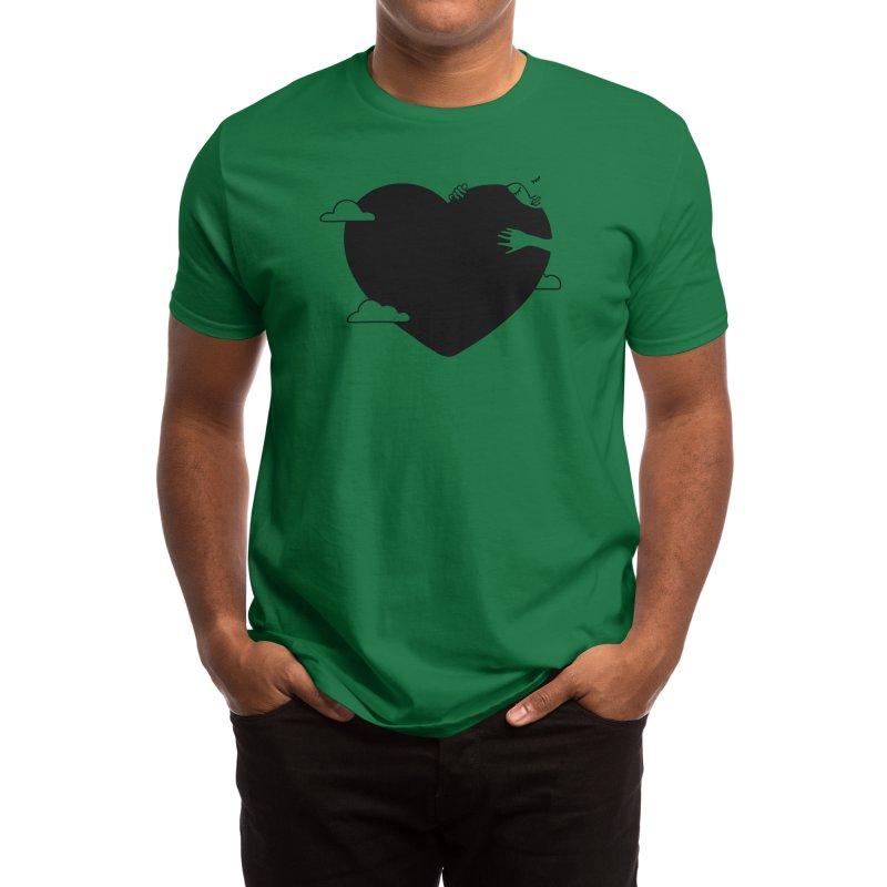 Hug yourself Men's T-Shirt by ninhol's Shop