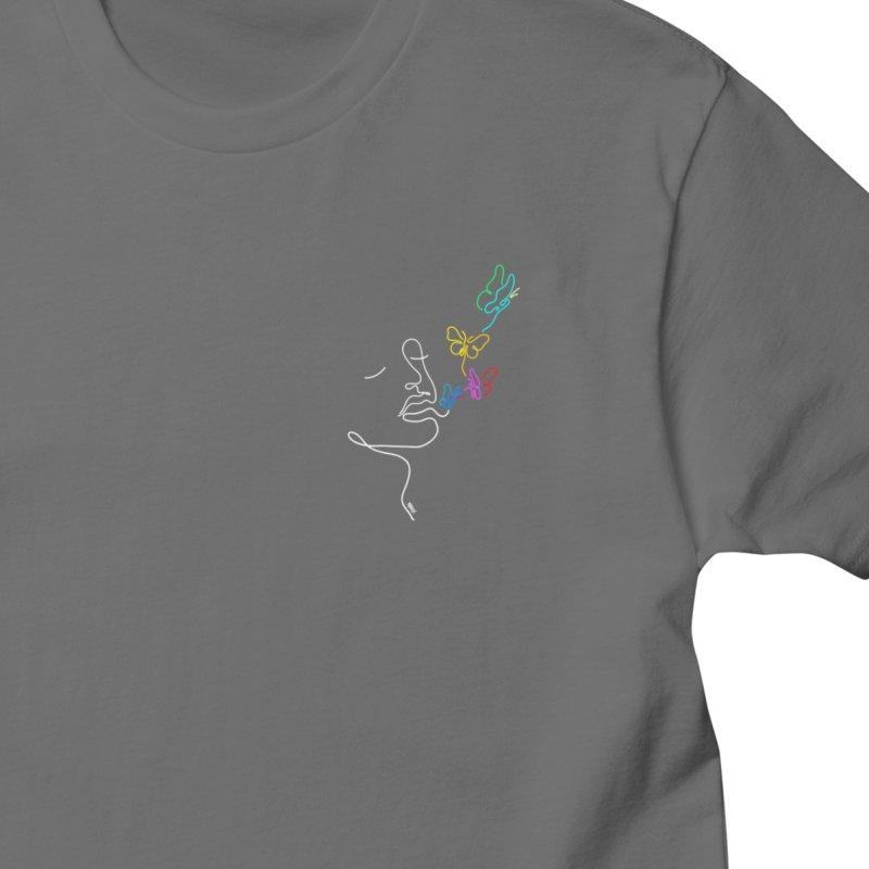 Butterflies in my stomach Men's T-Shirt by ninhol's Shop