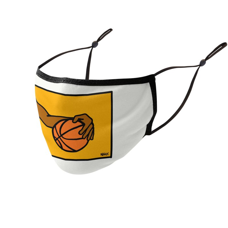 Basketball Accessories Face Mask by ninhol's Shop