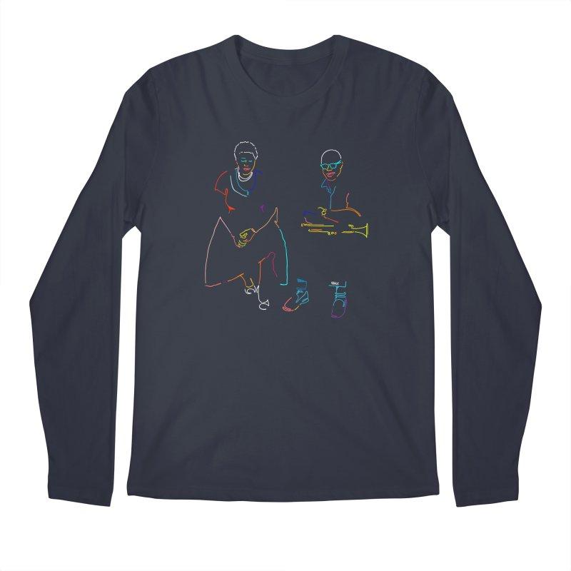 Ella and Louis Everyone Longsleeve T-Shirt by ninhol's Shop