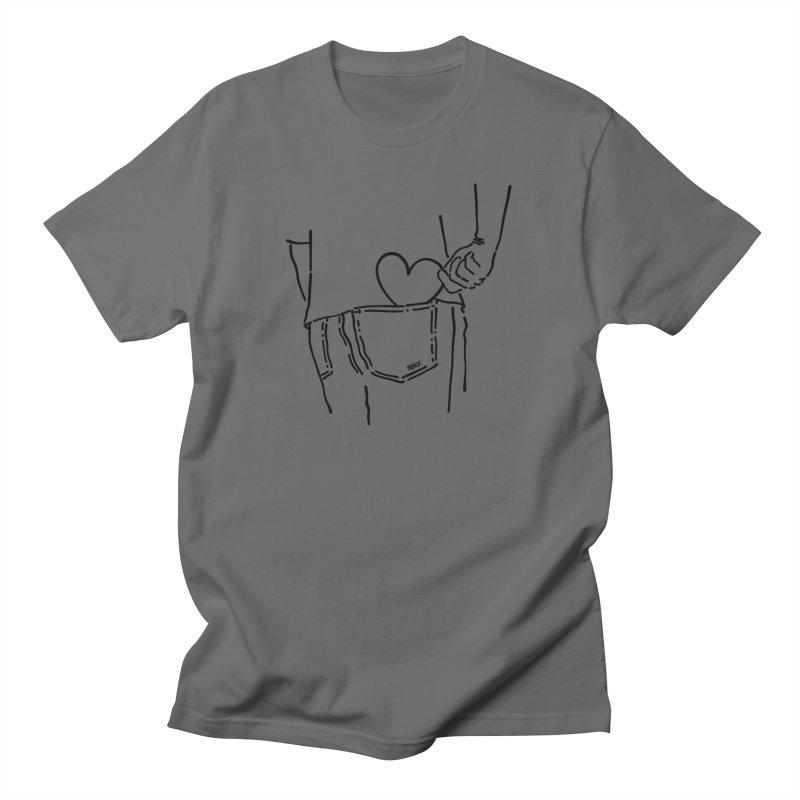 Pocket heart Femmes T-Shirt by ninhol's Shop
