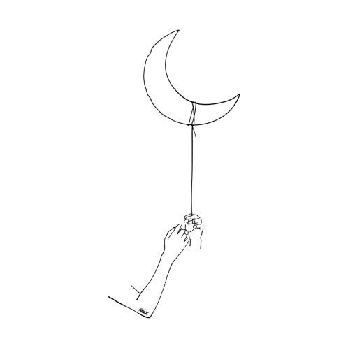 Design for Moon line