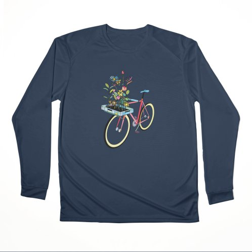 image for Bike and Flowers