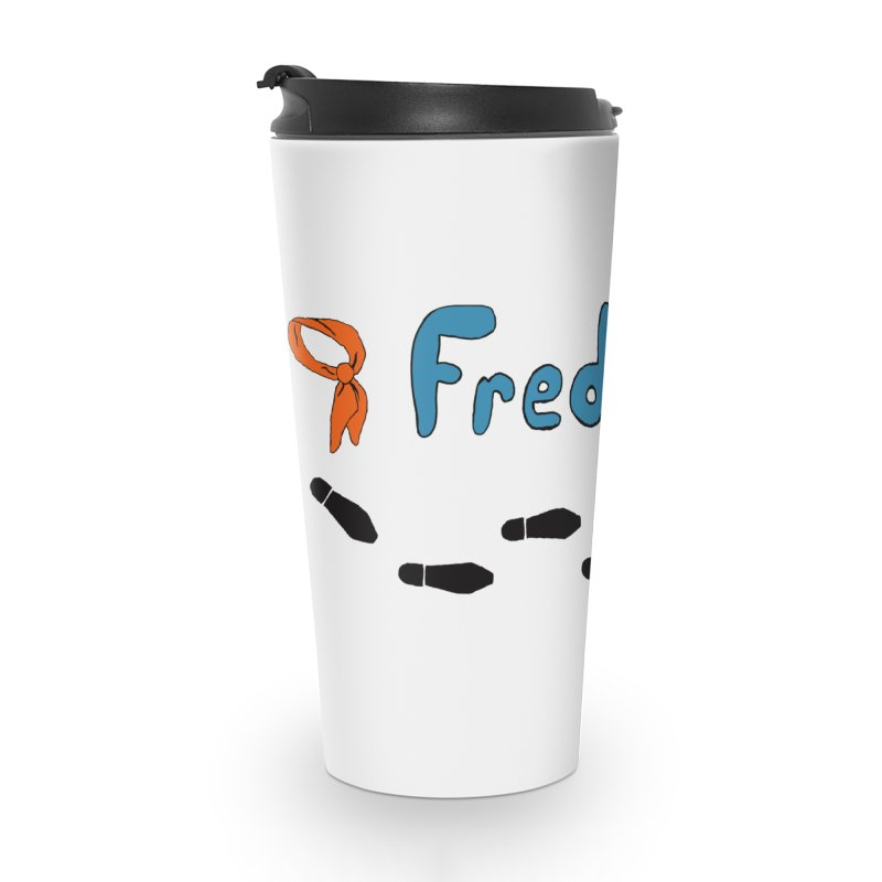 Fred did it! Accessories Travel Mug by Ninja Penguin Pods