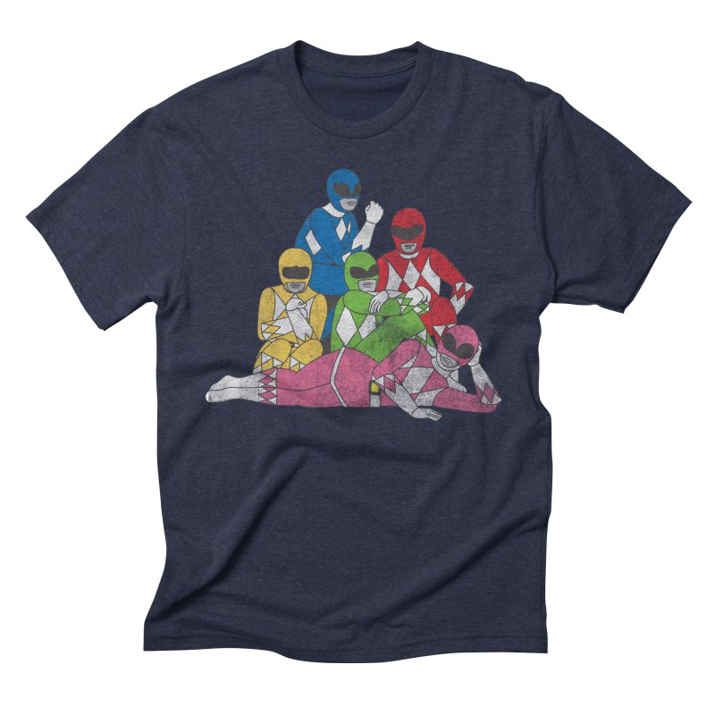 Sincerely Yours, Men's Triblend T-shirt by ninobenito's Artist Shop