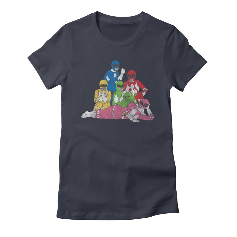 Sincerely Yours, Women's Fitted T-Shirt by ninobenito's Artist Shop