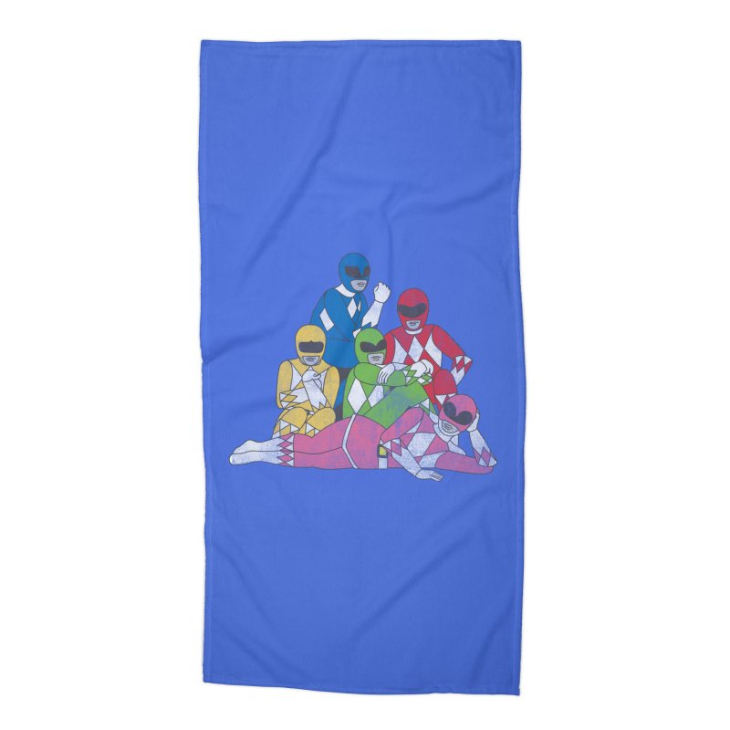 Sincerely Yours, Accessories Beach Towel by ninobenito's Artist Shop