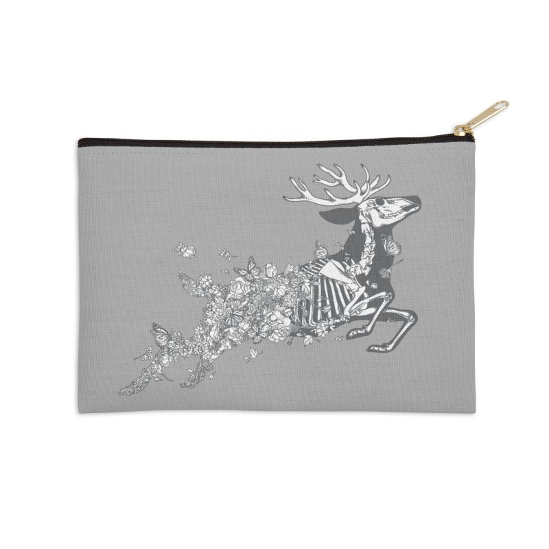 Life and Death Accessories Zip Pouch by ninobenito's Artist Shop