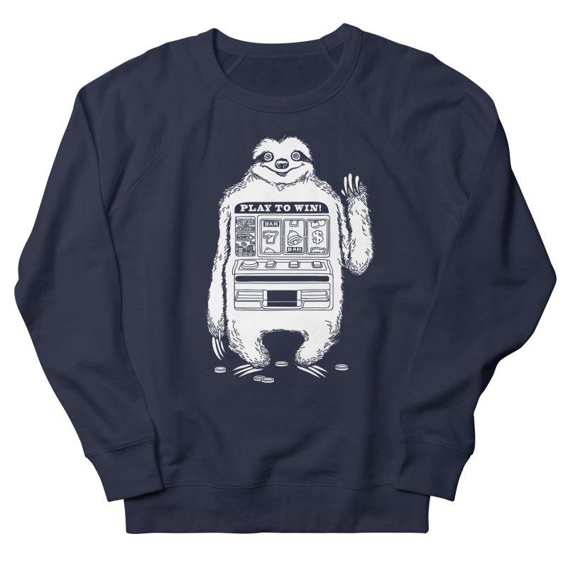Sloth Machine Women's Sweatshirt by ninobenito's Artist Shop