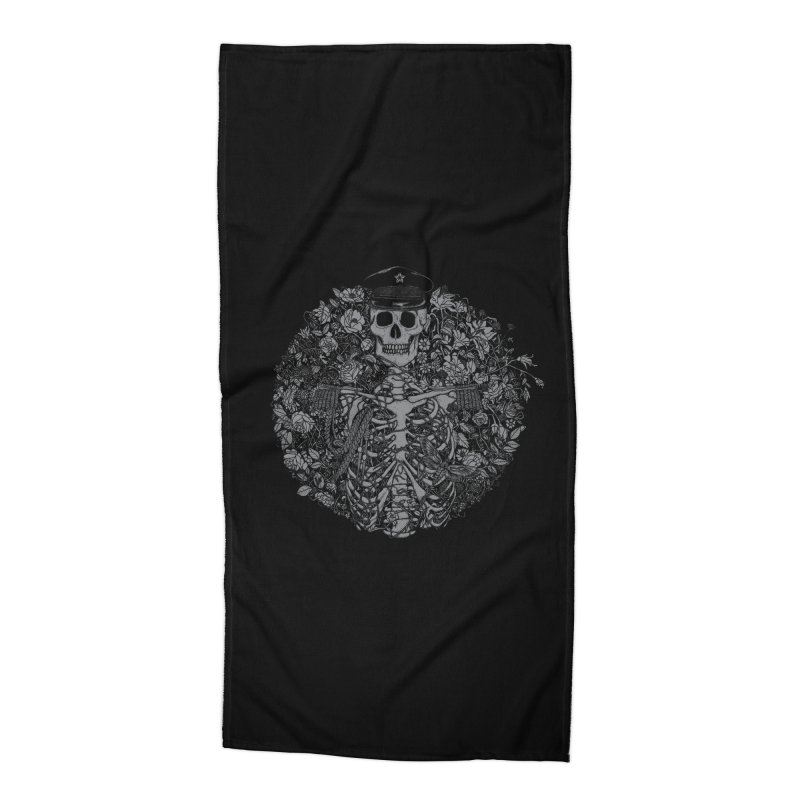 The General Accessories Beach Towel by ninobenito's Artist Shop