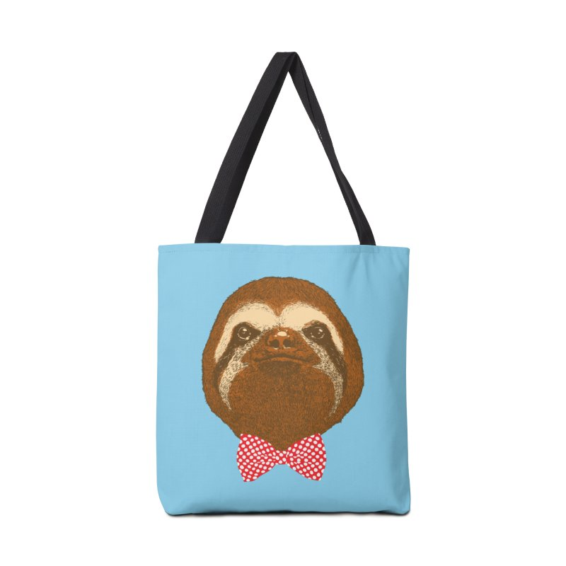 Mr. Sloth Accessories Bag by ninobenito's Artist Shop