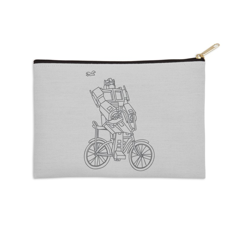 Roll Accessories Zip Pouch by ninobenito's Artist Shop