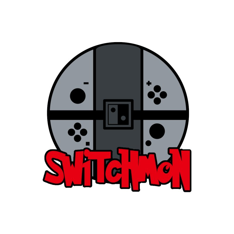 Nintendo Switch - SWiTcHMoN None  by Nintendo Switch Network's Products