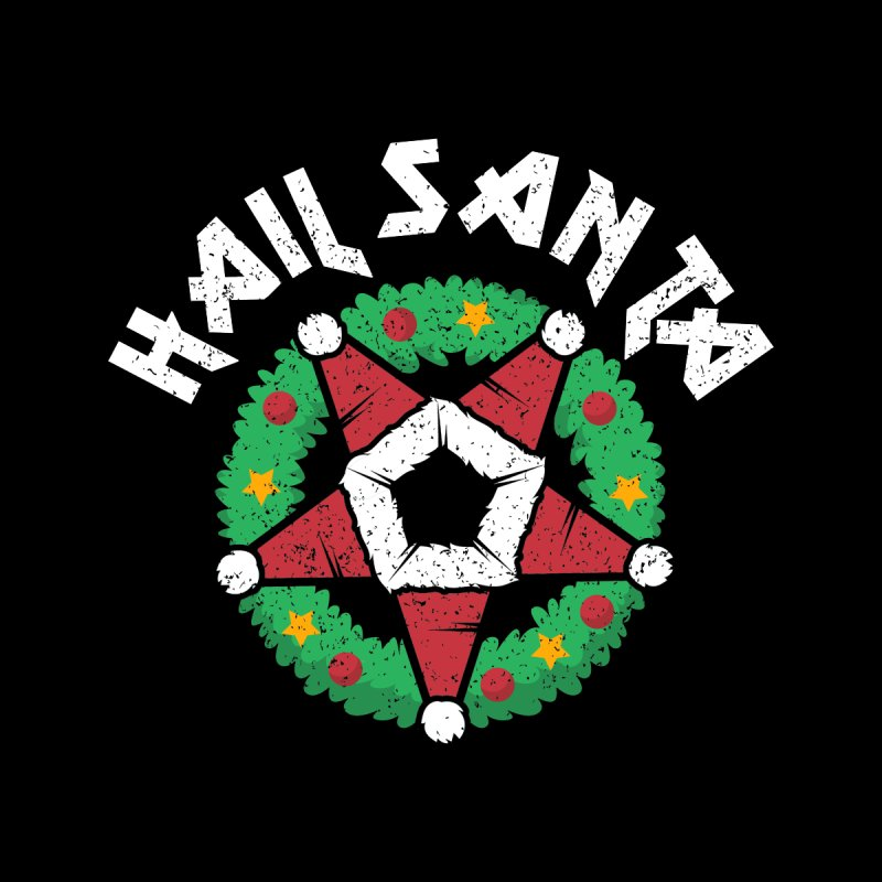 Hail Santa Women's Tank by Ninth Street Design's Artist Shop