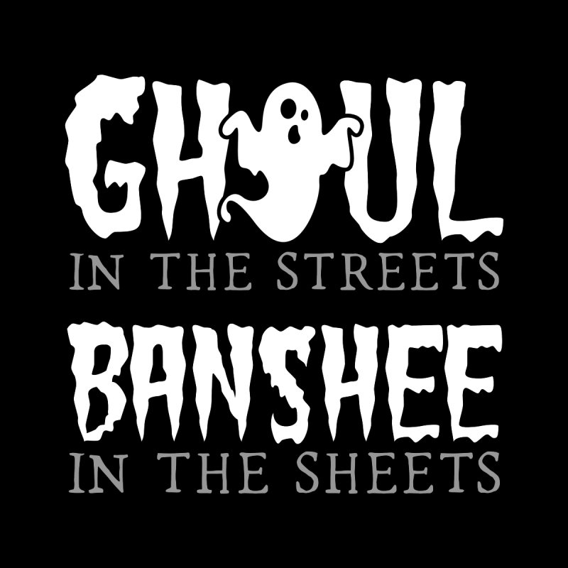 Banshee in the sheets by Ninth Street Design's Artist Shop