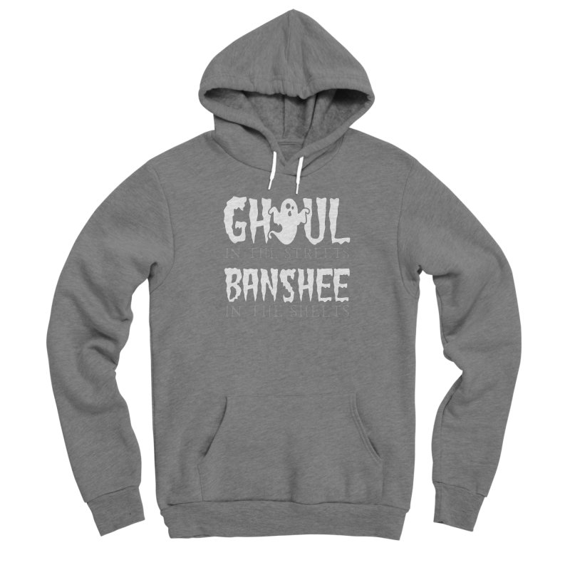Banshee in the sheets Men's Pullover Hoody by Ninth Street Design's Artist Shop