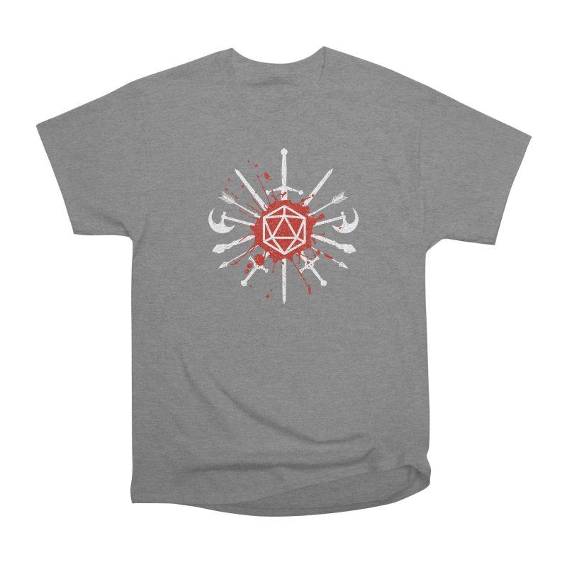 Choose your weapon Men's Heavyweight T-Shirt by Ninth Street Design's Artist Shop