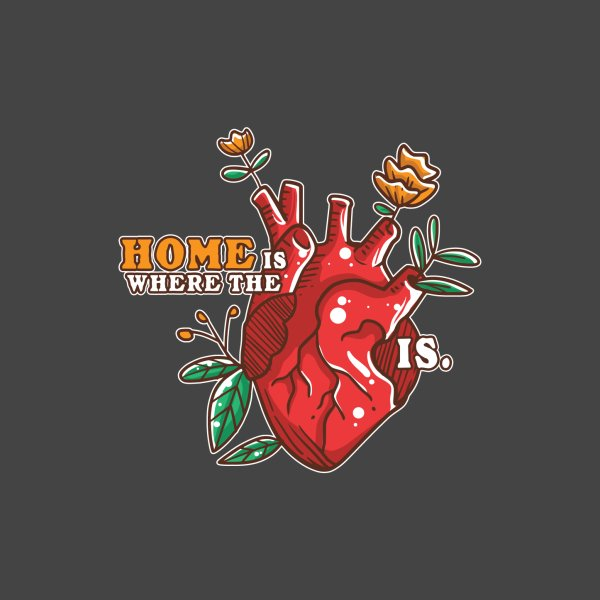 Design for Home is where the heart is