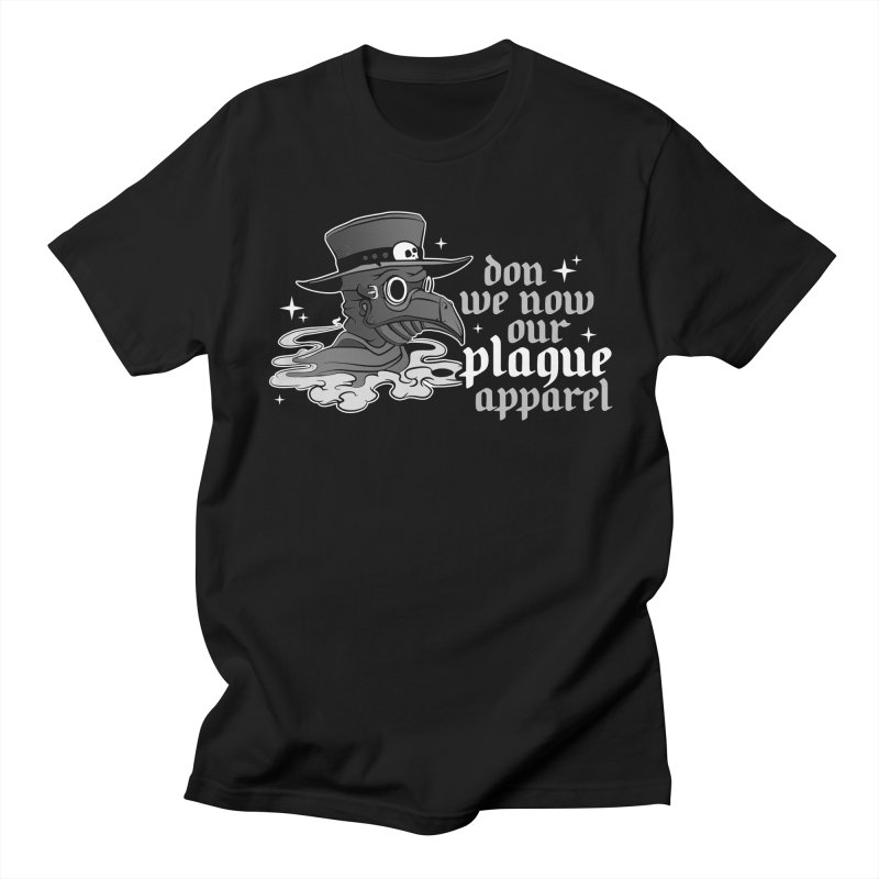 Don we now our plague apparel Men's T-Shirt by Ninth Street Design's Artist Shop