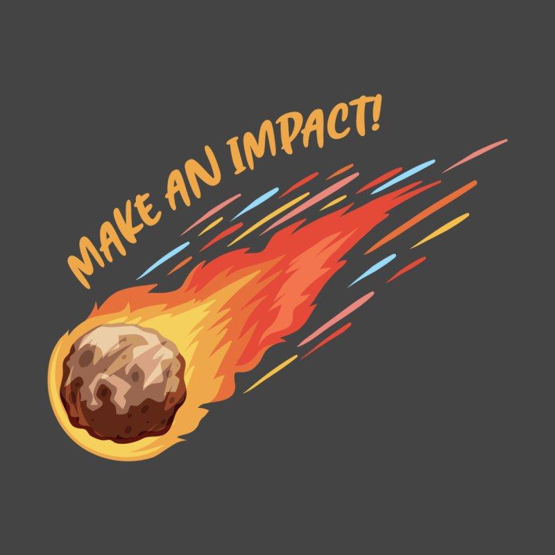 Make an impact! Women's Zip-Up Hoody by Ninth Street Design's Artist Shop